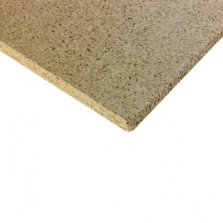 Vermiculite plaat
