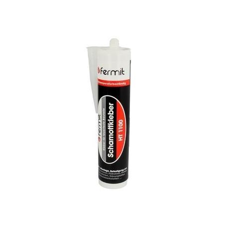 Fermit Fireclay, hittebestendige lijm 310 ml