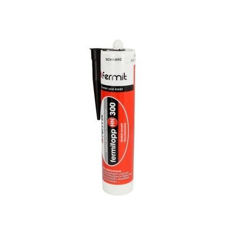Hittebestendige siliconenkit 310 ml (ZWART)