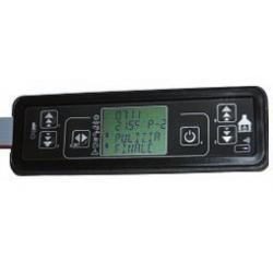 MicroNova LCD-Display