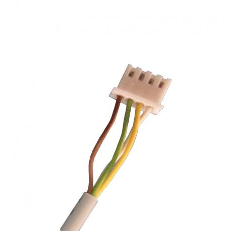 Kabel t.b.v. luchtdebietmeter