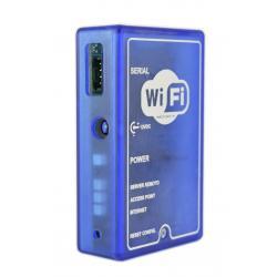 Micronova WiFi interface voor draadloze coomunicatie