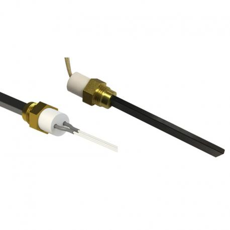 Gloeiweerstand type: GW 300-115x4-126-90